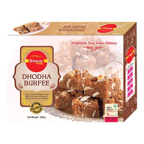 Dhodha Burfee