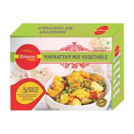 Navrattan Mix Vegetable